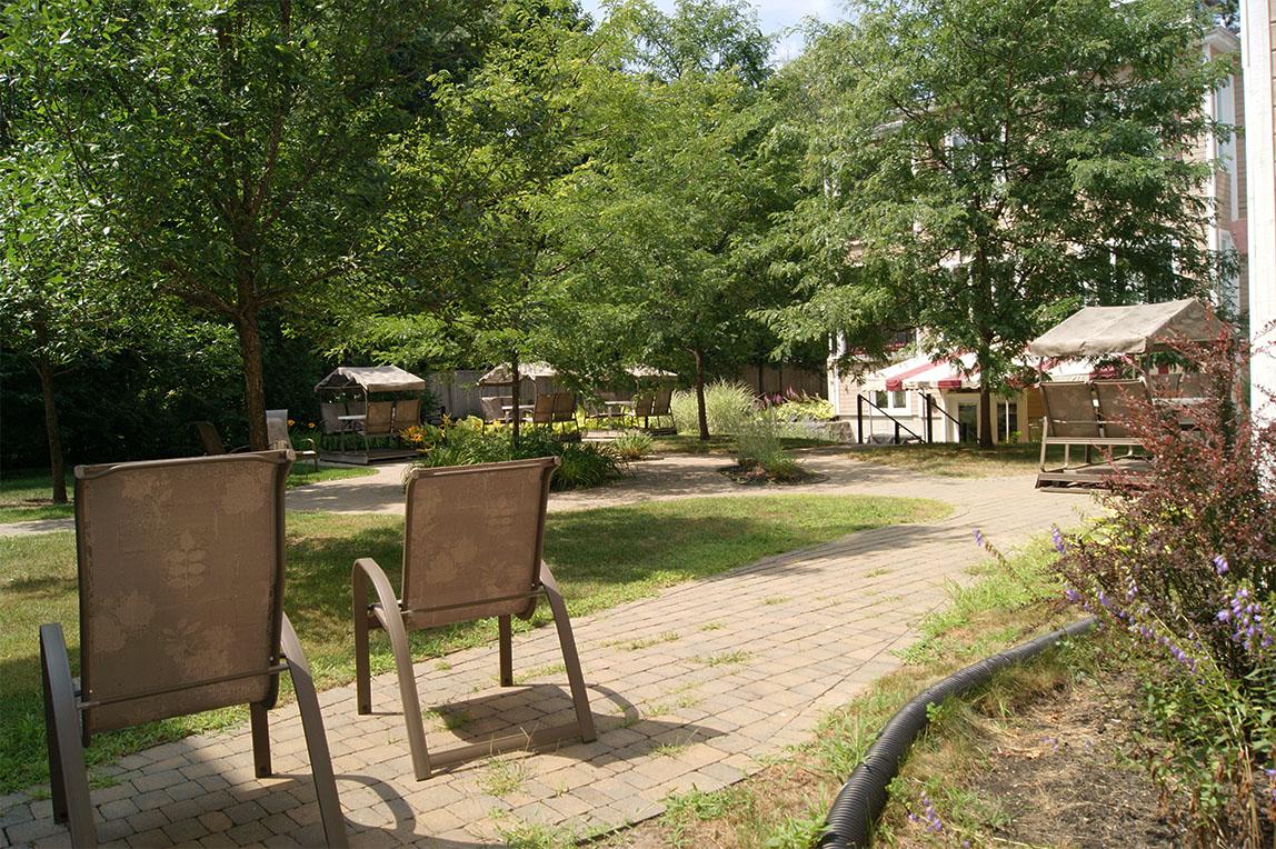 Jardins & veranda, Jardins & veranda, CHSLD L.-B.- Desjardins Saint Sauveur 18