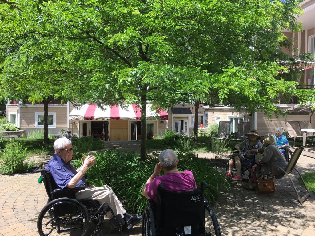 Jardins & veranda, CHSLD L.-B.- Desjardins Saint Sauveur 12 (1) (1)